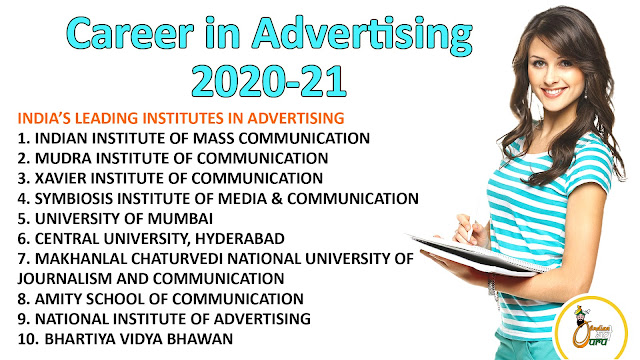 TOP 10 ADVERTISING COLLEGES IN INDIA 2020-2021