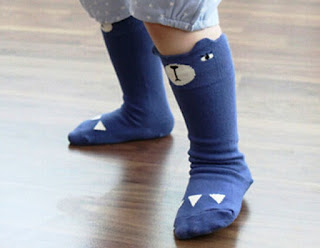 Infant Knee High Socks- best handmade shoes