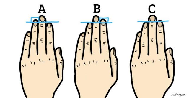 ماذا يكشف طول أصابعك عن شخصيتك