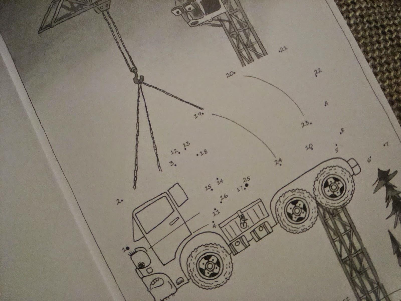 samochodowy blok rysunkowy, recenzja, nasza księgarnia