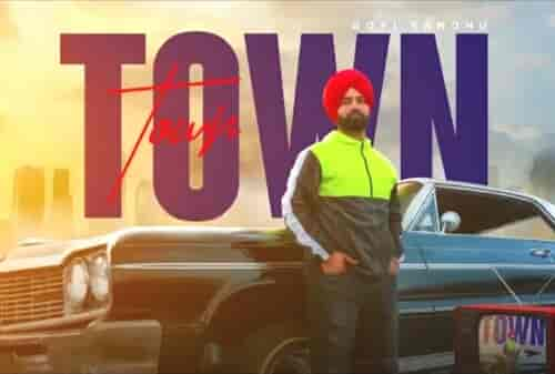 Town Punjabi Song Images Which Is Sung By Gopi Sandhu