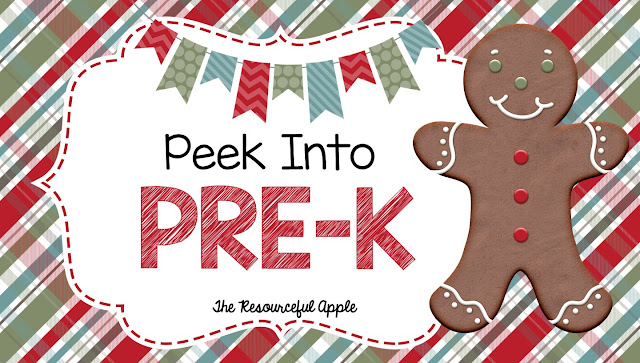 Peek into Pre-K  {December}