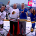 Bobby and Brett Hull forgot to bring puck to Winter Classic ceremonial puck drop (Video)