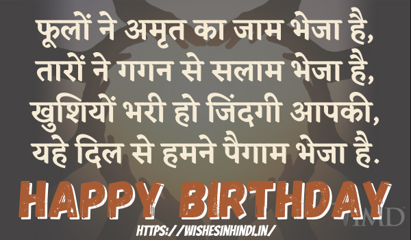 Best Funny Birthday Wishes In Hindi For Friend