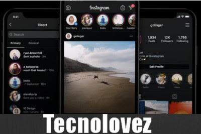 Su Instagram è arrivata la modalità scura: come attivarla