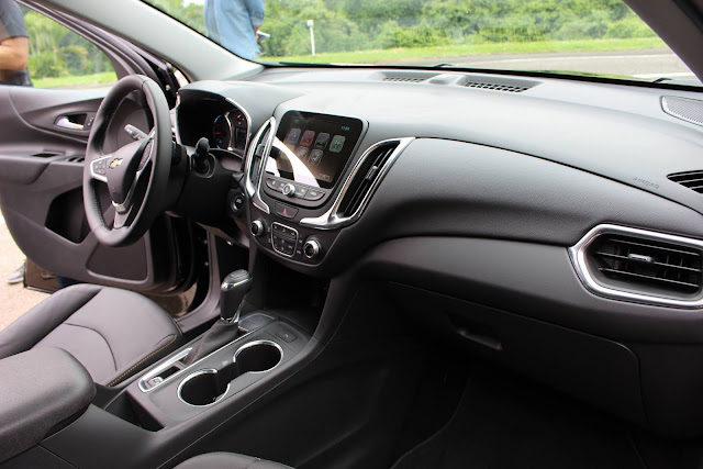 Chevrolet Equinox 2020 - interior