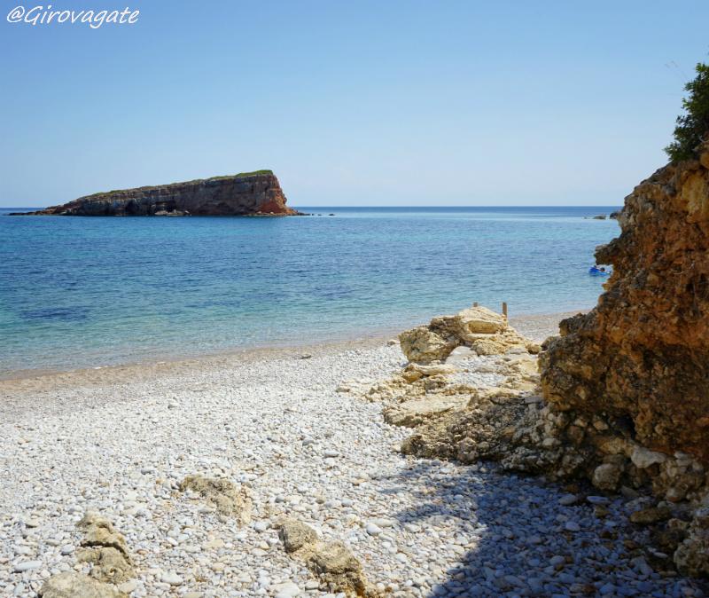 kokkinokastro spiaggia Alonissos