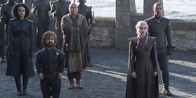 Game of Thrones Season 7 Episode 1 Spoilers