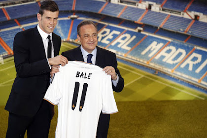 20 Pemain Termahal Real Madrid