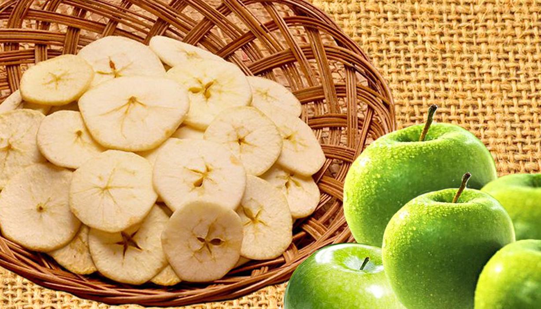 Cara Membuat Keripik Buah Apel yang Gurih dan Renyah
