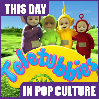 Teletubbies debuted on March 31, 1997