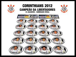 Séries Históricas - Futebol de Mesa: 2012 - Corinthians ...