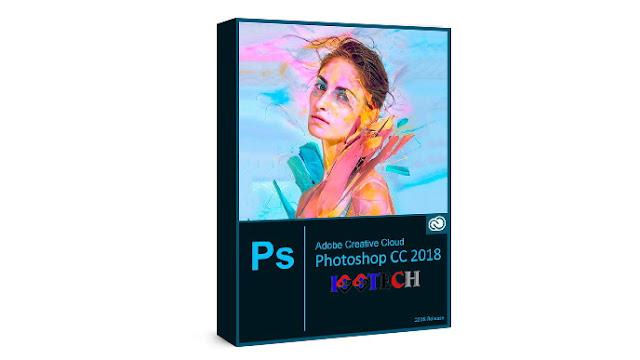 تحميل برنامج فوتوشوب Adobe Photoshop CC 2018 كامل مع التفعيل