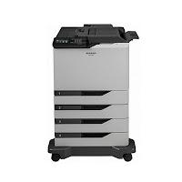 Sharp MX-C607P Driver Printer
