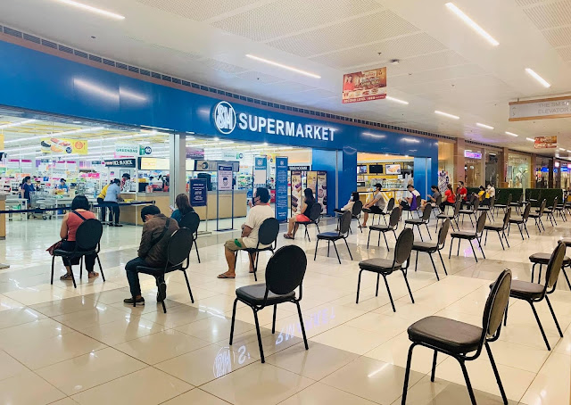 SM Supermarket at SM City East Ortigas