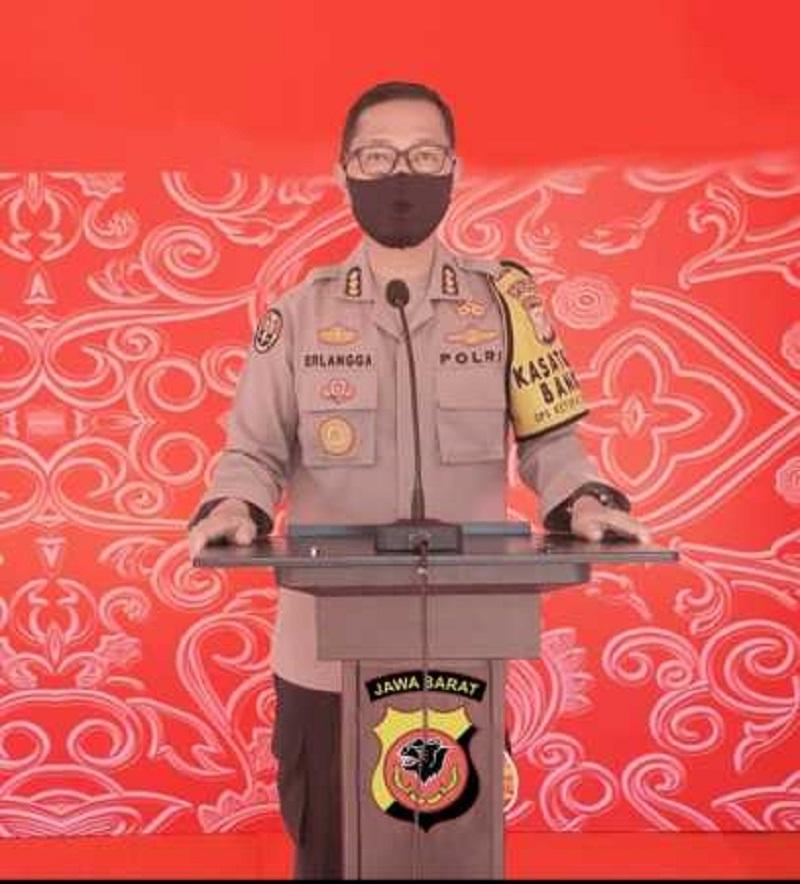 Polda Jabar Berlakukan Penyekatan Arus Balik Mudik Menuju Jakarta