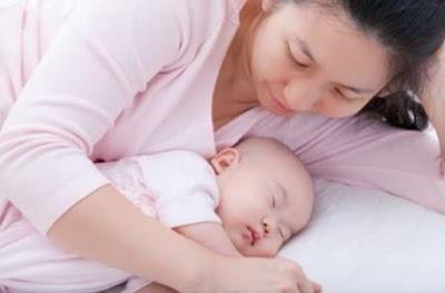 Cara Menidurkan Bayi Secara Efektif baik dan benar agar Bayi Tidur Nyenyak
