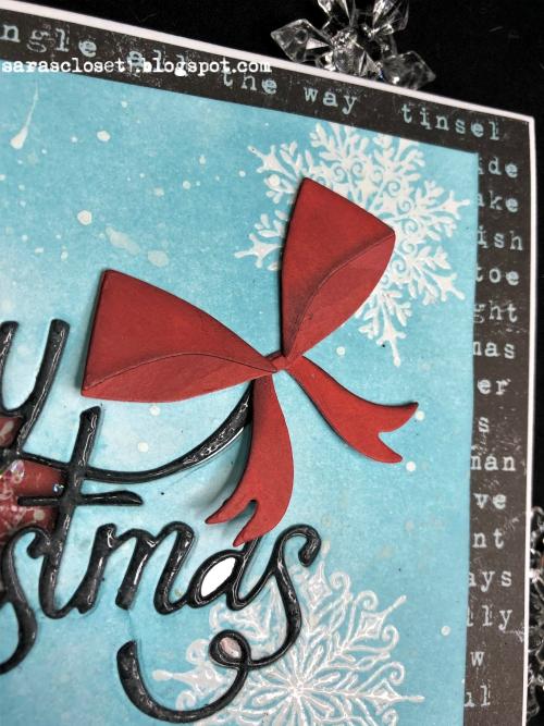 Sara Emily Barker https://sarascloset1.blogspot.com Christmas Ribbon Shaker Card 5