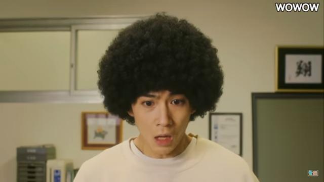 Serial Live Action Afro Tanaka Meluncurkan Trailer dan Visual Terbaru