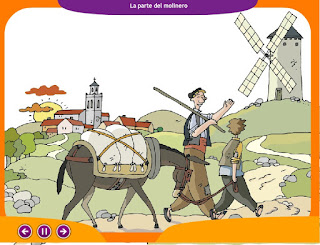 http://www.ceiploreto.es/sugerencias/juegos_educativos_3/8/1_La_parte_del_molinero/index.html