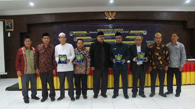 FDK UIN Ar-Raniry Bahas Tantangan Dakwah Muslim Minoritas di ASEAN
