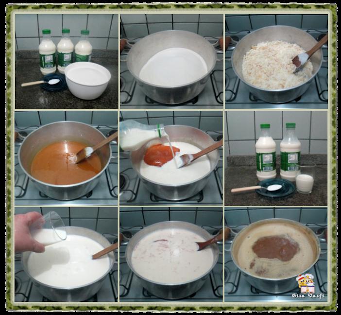 Brigadeiro de leite integral 3