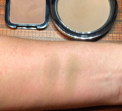 Rodial NYX Taupe Dupe Konturpuder Contouring Powder Puder Swatch