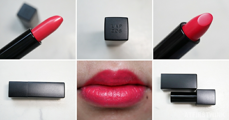 Lapcos touch up lipstick Adam p102