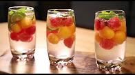 طريقة عمل مشروب الصيف البارد   Cold Summer Drink