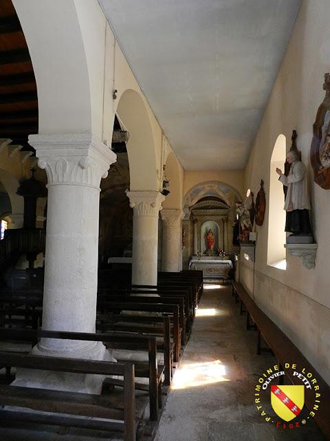 KOEUR-LA-GRANDE (55) - Eglise Saint-Martin