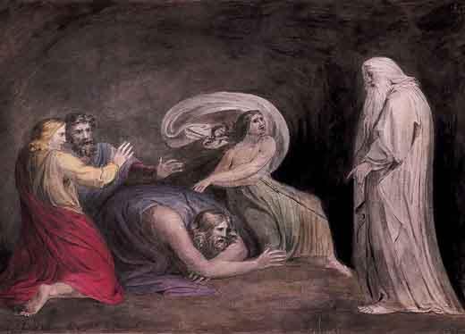 Saul e a Feiticeira