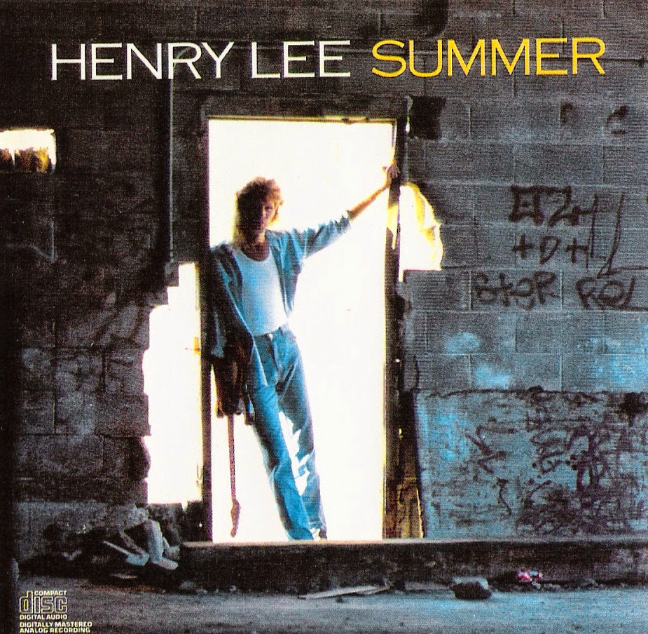 Henry Lee Summer st 1988 aor melodic rock music blogspot albums bands