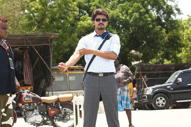 Bairavaa Tamil Movie Latest Photos