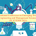 International Conference on Emerging Trends in Engineering and Management Sciences (IC-ETEMS 2021)