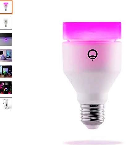 Top 5 Best Smart Light Bulbs Of 2019