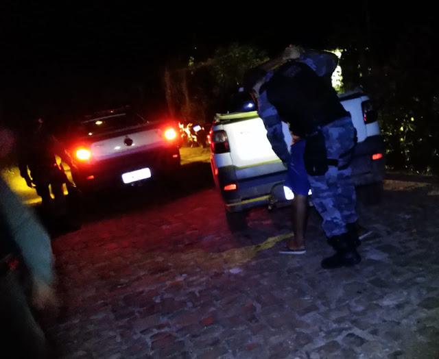 Polícia Militar de Campo Maior apreende quatro armas de fogo em uma semana
