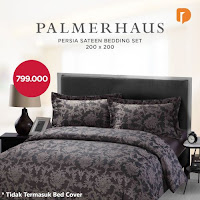 Dusdusan Palmerhaus Persia Sateen Bedding Set 200 X 200 cm ANDHIMIND