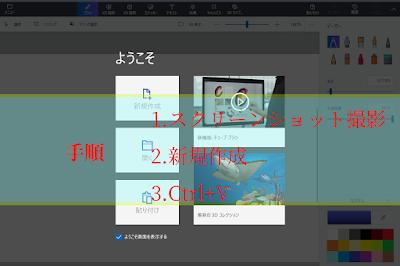 パソコンでのスクリーンショットの編集方法