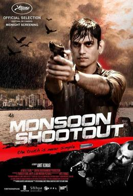 Monsoon Shootout new upcoming movie first look, Poster of Nawazuddin Siddiqui, Vijay Varma next movie download first look Poster, release date
