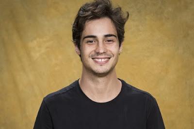 Danilo Mesquita no elenco de Spectros