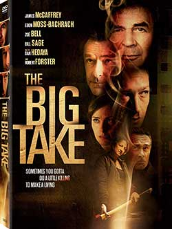 The Big Take 2018 Hollywood 300MB ENG HDRip 480p