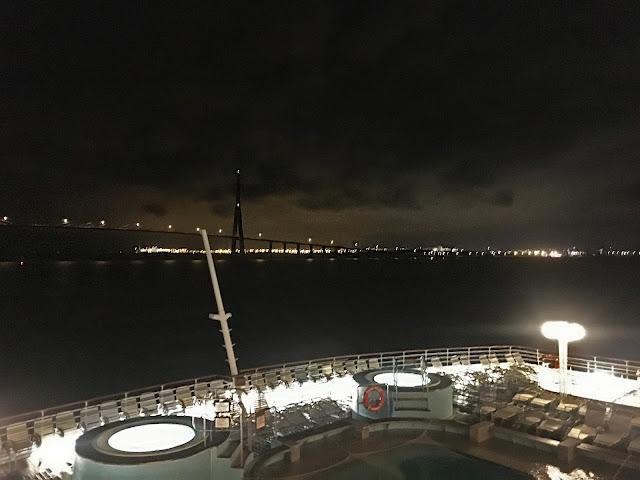 Fred Olsen River Seine Cruise Paris Rouen Honfleur MV Balmoral