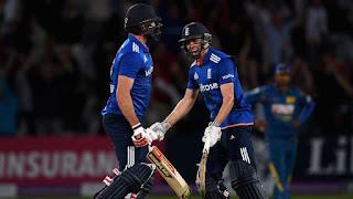 Chris Woakes 95* - England vs Sri Lanka 1st ODI 2016 Highlights