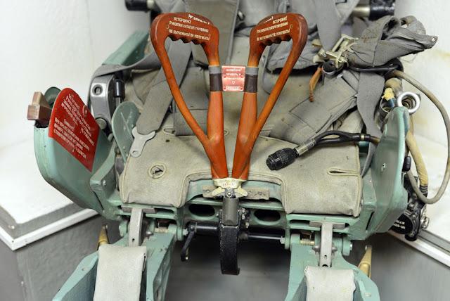Кресло катапульта КМ-1