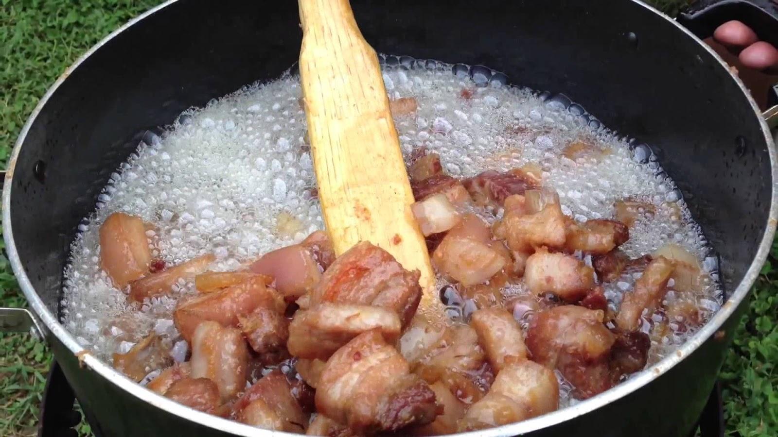 Yo no soy cocinero chicharron - Como cocinar yuca ...