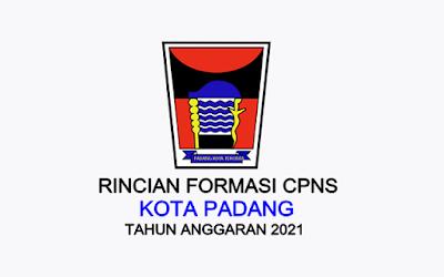 Formasi CPNS Kota Padang Tahun 2021
