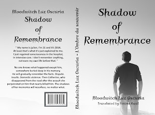 """""""Shadow of Remembrance"""", by Bloodwitch Luz Oscuria, translated by Fatima Basil"""