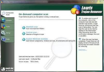Loaris Trojan Remover 2.0.43.127 Full Terbaru