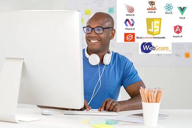 Les meilleurs frameworks JavaScript en 2021, WEBGRAM, meilleure entreprise / société / agence  informatique basée à Dakar-Sénégal, leader en Afrique, ingénierie logicielle, développement de logiciels, systèmes informatiques, systèmes d'informations, développement d'applications web et mobiles