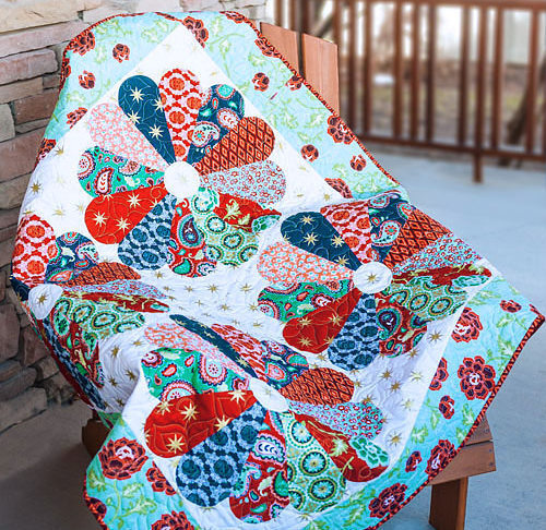 Bohemia Quilt Free Pattern